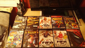 PS3/PS2/PS1 Games Cambridge Kitchener Area image 6