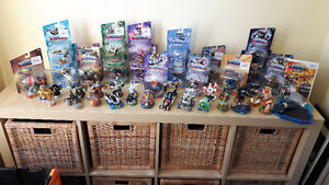 Skylander Superchargers - Figures and Vehicles (new & used)