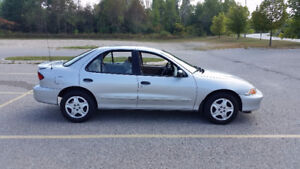 2002---CHEVROLET CAVALIER--- CERTIFIED & E-TESTED