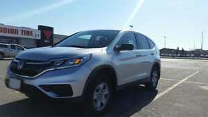 Awesome Deal: Lease 2016 Honda CRV AWD for ONLY $398.66 /month!