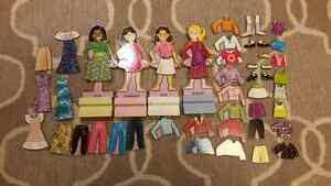 Melissa & Doug Dress Dolls