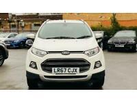2017 Ford Ecosport 1.5 Ti-VCT Titanium Powershift 5dr SUV Petrol Automatic