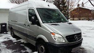 2010 Mercedes-Benz Sprinter Wagon Fourgonnette, fourgon
