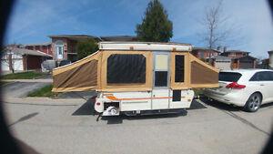 Starcraft folding tent camper trailer