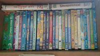 DVD's and vhs for sale!!!!! $40 or best offer