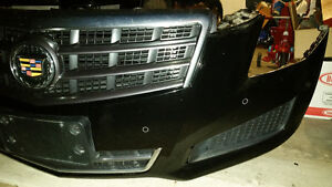 2013 - 2014 Cadillac ATS Front Bumper Kitchener / Waterloo Kitchener Area image 2