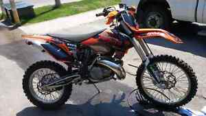 2014 KTM 300xc Peterborough Peterborough Area image 1