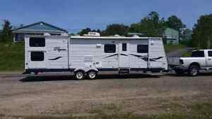 2007 Pilgrim Travel Trailer w/ Bunks