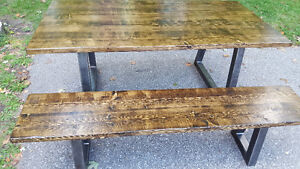 Custom Built Harvest Tables From Only $495 Kitchener / Waterloo Kitchener Area image 6