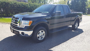 2012 FORD F150 SUPERCAB 4X4 4dr ONLY 41000kms $27000