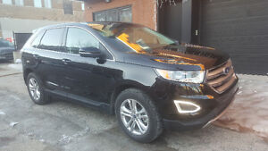 2016 Ford Edge SEL Bas Millage