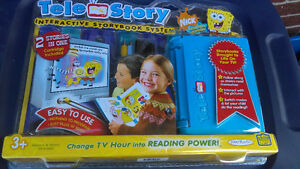 Books on tv for kids