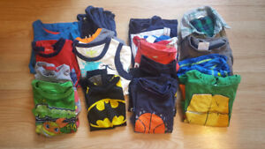 Boys clothing size 2T