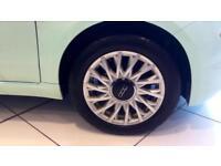 2017 Fiat 500 1.2 Lounge 3dr Manual Petrol Hatchback