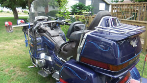 1988 Honda Goldwing Trike and camper Windsor Region Ontario image 6