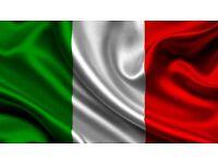 We provide Italian lessons