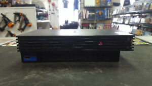 PLAYSTATION 2 W/ 2 CONTROLLER & 15 GAMES