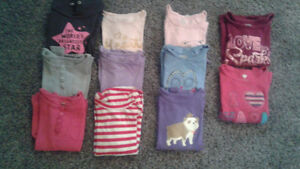 Girl Toddlers Size 4 clothes