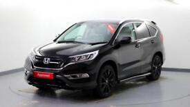 2016 Honda CR-V 2.0 i-VTEC Black Petrol black Manual