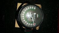 1969-1978 CB500/550/750K/F Speedometer Black Face