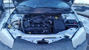 2005 Chrysler Sebring silver Sedan (reduced price)
