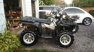 2007 POLARIS SPORTSMAN BLACK SERIES