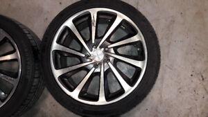 Honda Toyota Nissan wheels