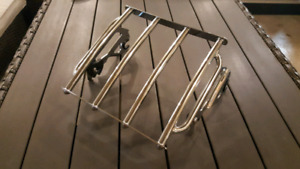 Harley-davidson detachable luggage rack