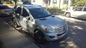 2009 Mercedes-Benz SUV ML 350 All Wheel Drive Quick Sale