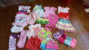 Summer clothes 3-6 monthes