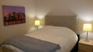 Fully Furnished 1 Bd  $1200 All incl; hydro, heat, wifi & cable