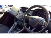 2015 Ford Focus 1.6 125 Zetec 5dr Powershift Automatic Petrol Estate