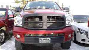 2008 Dodge Power Ram 1500 Laramie Lifted 4x4 Mega Cab Heavy Half