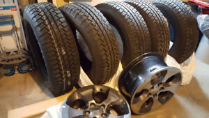 Tire bridgestone