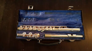 Gemeinhardt Flute with Case - Very Good Condition