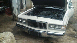 1988-1991 Mercury Grand Marquis header panel