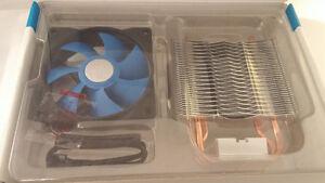 NEW CPU Air Coolers Cooling Fan ICEEDGE 300U Intel 130W AMD 125W Kitchener / Waterloo Kitchener Area image 4