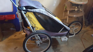 Chariot Double Jogging Stroller