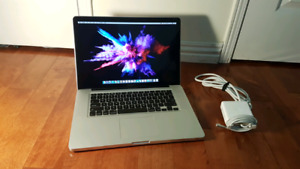 "》MINT! 15"" MacBook Pro i7 8gb RAM 500gb Nvidia GeForce 330M"