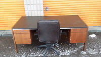 Office Desk + Chair + Free Delivery
