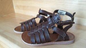 Sandales/ souliers /botes pluie et hiver / filles