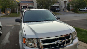 2012 Ford Escape XLT FWD SUV, Crossover, One owner, No Accidents