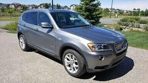 **OPPORTUNITY** 2013 BMW X3 2.8xdrive SUV, Warranty