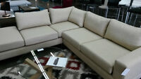FLOOR MODEL SALE - 1000$ OFF ARIA SECTIONAL *CANADIAN MADE*