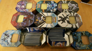 Lots of Pokemon cards