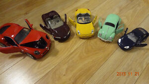 Model Cars and others