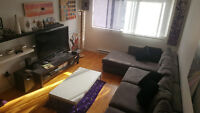 3 1/2 Cote des Neiges,Queen Mary, Metro Snowdon Montreal