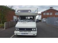 TALBOT EXPRESS 1.9 DIESEL CARAVANETTE COMPASS 4 BERTH FULLY SERVICED