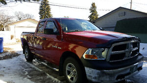 2010 Dodge Power Ram 1500 SLT Pickup Truck