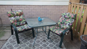 2 seat Patio Set